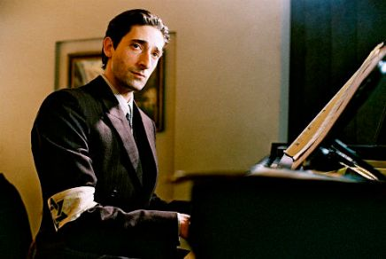 Adrian Brody in The Pianist