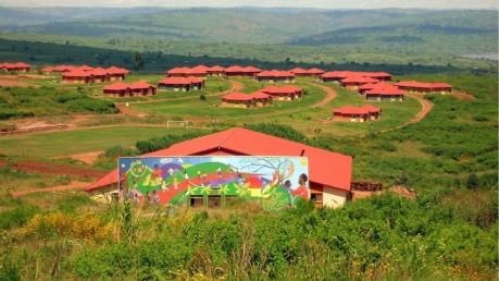 Agahozo-Shalom Youth Village, Rwanda. Credit: DKC Public Relations/AP
